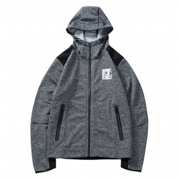 zipper up hoodie jacket style No. JYB7001