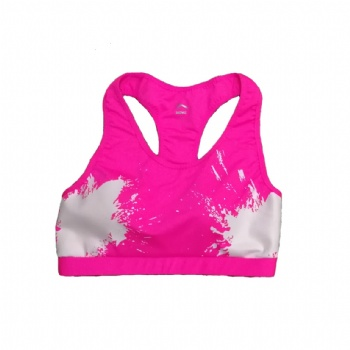 Ladies' sports top tank style No. JL02356